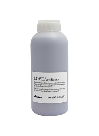 Davines Love Smoothing Conditioner 1000 Ml Renksiz
